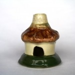 Essexware Pastille Burner - Back