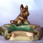 Denise - Scotty Dog Ashtray